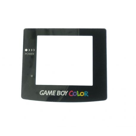 Vitre de protection pour Nintendo Game Boy Color