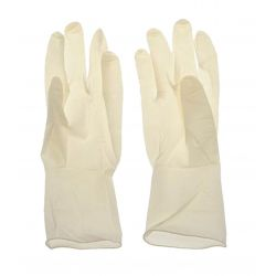 Lot de 5 paires de gants latex de chirurgien  anti trace de doigt