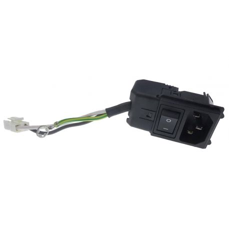 Prise d'alimentation & bouton power on/off Sony Ps3 fat