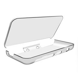 Coque de protection transparente rigide NEW 2Ds xl