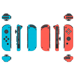 Coque pour Gamepad Nintendo Switch