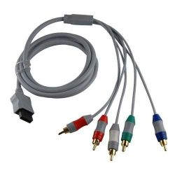 Cable component pour Nintendo wii