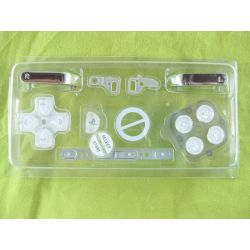 pack boutons blanc nintendo PSP go
