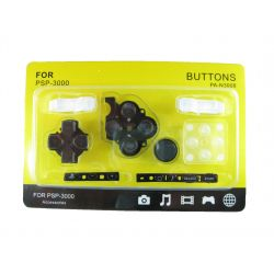 pack boutons sony psp 3000/3004