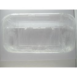 Game pad Nintendo Wii U coque de protection rigide transparent