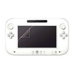 Ecran de protection Nintendo  gamepad wii u