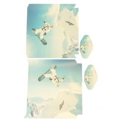Sticker collant ps4 & manettes: surf