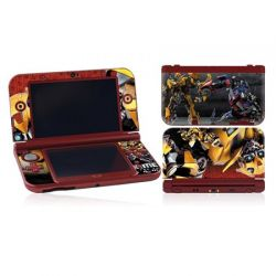 Sticker collant New 3Ds.XL: transformers bumpy