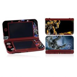 Sticker collant New 3Ds.XL: transformers megatron