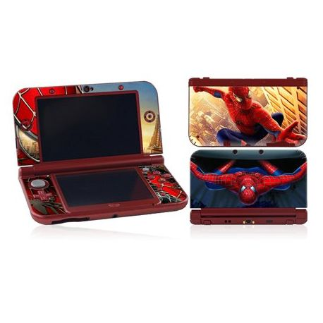 Sticker collant New 3Ds.XL: spider man modele 1