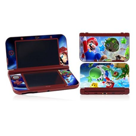 Sticker collant New 3Ds.XL: mario