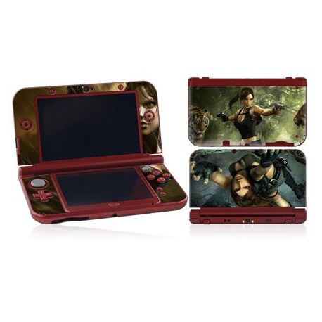 Sticker collant New 3Ds.XL: Tomb Raider modele 1
