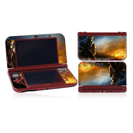 Sticker collant New 3Ds.XL: Halo 3
