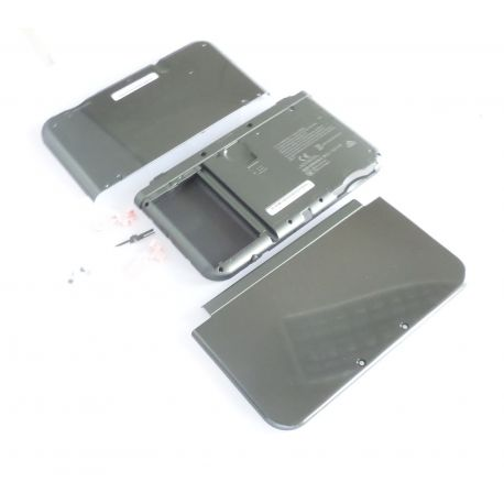 Coque gris Nintendo NEW 3Ds.xl