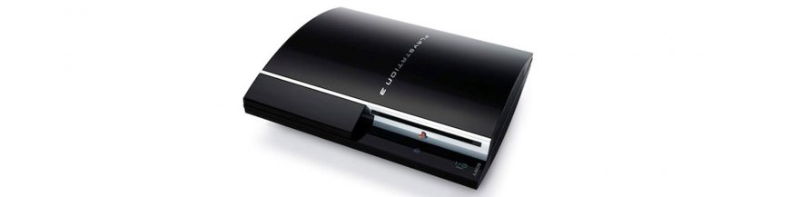 Sony PS3 FAT 60Go modele CECHC04