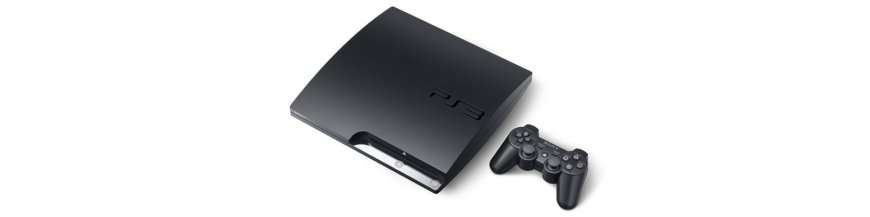 Sony PS3 SLIM 160Go modele CECH3004A