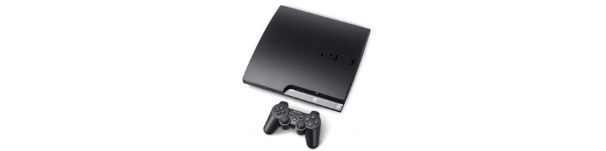 Sony PS3 SLIM 120Go modele CECH2004A